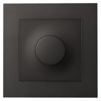 Valonsäädin ELKO Plus, 315GLE, musta