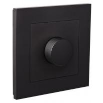 ValonsäädinElko PlusLED 5-100W RCL UPK , musta