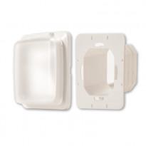 Termostaatin suojakansi Ensto, IP44, ECO-termostaateille
