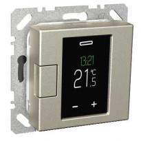 Termostaatti Schneider Electric WTH16 16A USE IP20 VAL, viikko-ohjelmoitava, metalli, Exxact