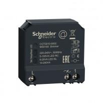 Valonsäädin/LED-säädin Schneider Electric, Wiser Zigbee 100W RCL, kojerasiaan