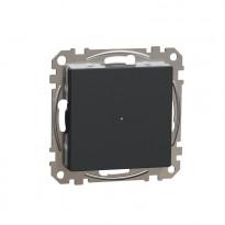 Valonsäädin/LED-painikesäädin Schneider Electric, Exxact, 100W RCL Zigbee, antrasiitti