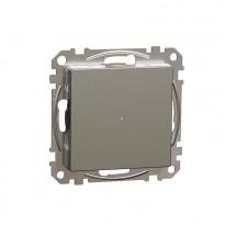 Valonsäädin/LED-painikesäädin Schneider Electric, Exxact, 100W RCL Zigbee, metalli