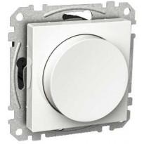 LED-valonsäädin UNI400LED 4-400W RCL UK valkoinen Exxact, Verkkokaupan poistotuote