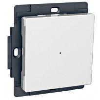 Painike 1-osainen langaton RF valkoinen Exxact Connect