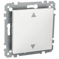 Verho-ohjain 230V UKR valkoinen Exxact Connect