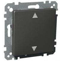Verho-ohjain 230V UKR antrasiitti Exxact Connect