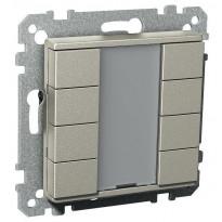 Painike KNX 8-osainen P 8 T USE UK metalli Exxact