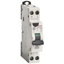 Vikavirtajohdonsuojakatkaisija GE Redline 1P C10/030 DMCEA60 yhdistelmä 30mA