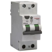 Vikavirtajohdonsuojakatkaisija GE Redline 1P+N DMA60 C10A/30mA yhdistelmä