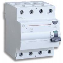 Vikavirtasuojakytkin GE Redline 4P 63A VVSK 300mA A-type