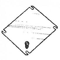 Asennuslevy EKHVT 1,5 148X148
