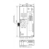 Mittauskeskus varavoima UTU Collie, 3806P63 1T+PRG, IP34