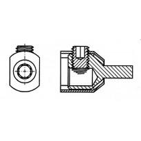Kaapelikenkäpakkaus AL1, 4kpl, Selcast