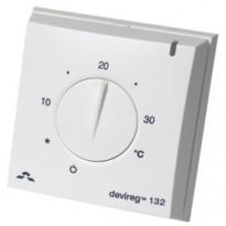 Yhdistelmätermostaatti Devireg 132, +5-+35 °C