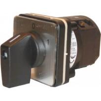 Nokkakytkin K-0-A / 1nap 20A 4-pistekansi P220-SE0032