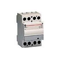 Kontaktori GE äänetön 4 MOD 4S 63A/230V