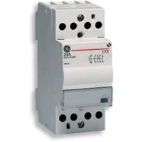 Kontaktori GE Contax R äänetön 3S 24A/230V 24A/24V