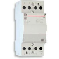 Kontaktori GE Contax R äänetön 3S 24A/230V