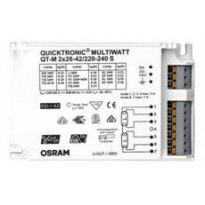 Elektroninen liitäntälaite Osram QT-M 2X26-42/220-240 S