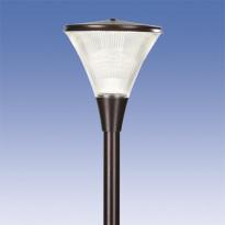 Pylväsvalaisin LED Aaria AA01APLED 10W/840, antiikkipronssi