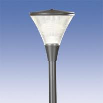 Pylväsvalaisin LED Aaria AA01GHLED 10W/840, grafiitinharmaa