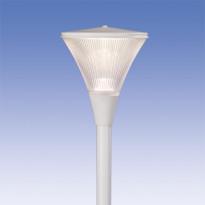 Pylväsvalaisin LED Aaria AA01LED 10W/840, valkoinen