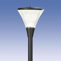 Pylväsvalaisin LED Aaria AA01MLED 10W/840, musta