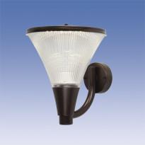 Seinävalaisin LED Aaria AA03APLED 10W/840, antiikkipronssi, ylöspäin