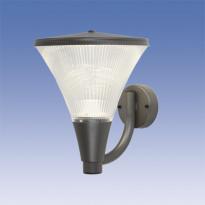 Seinävalaisin LED Aaria AA03GHLED 10W/840, grafiitinharmaa, ylöspäin