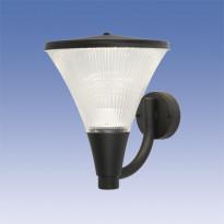 Seinävalaisin LED Aaria AA03MLED 10W/840, musta, ylöspäin