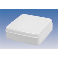 Yleisvalaisin Standard AT7829NV TC-S 2X9W, 237x237x78mm, valkoinen