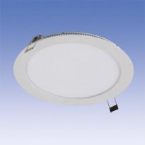 LED-paneeli Velox ALSD240PU 15W/840 LED VA, Ø240mm, valkoinen