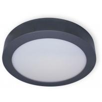 LED-paneeli Ensto Velox ALSD240HPP, IP20, 14W/830/840, Ø240x39mm, harmaa