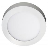 Yleisvalaisin LED Ronda 10W, 3000K 700 lm Ø 180x35mm, valkoinen