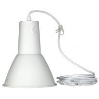 Kasvivalaisin Artco Led, Ø174x220mm, valkoinen + LED-lamppu