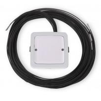 LED-valokuituvalaisin Ensto, AVD5.23L/6.1, 2x3W, 6 valokuitua, IP64, valkoinen