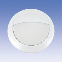 Koristekehys Alunette AL250KL-V luomella, valkoinen