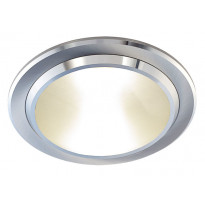 LED-alasvalo Smart 13W, 3000K, DIM 900lm, IP44, Ø180x63mm, alumiini