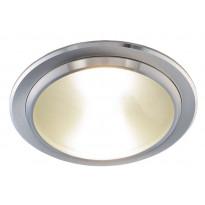 LED-alasvalo Smart 20W, 3000K, DIM 1200lm, IP44, Ø200x78mm, alumiini