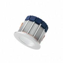LED-alasvalo Osram LEDVALUX Downlight XL 840 L60, valkoinen