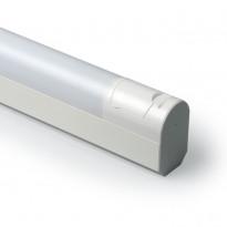 Yleisvalaisin Jono AVR66.111WP 11W TC/G23 495mm, pistorasia +  vikavirtasuojakytkin valkoinen