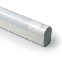 LED-yleisvalaisin Jono AVR66 IP44, 977mm, 15W/840 EP, pistorasialla, Verkkokaupan poistotuote