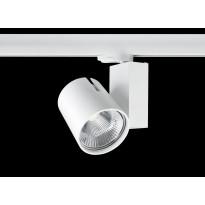 LED-kohdevalaisin Sylvania Start Track Spot, ø113mm, 35W, 3000K, 52°, valkoinen, Verkkokaupan poistotuote
