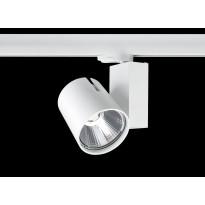 LED-kohdevalaisin Sylvania Start Track Spot, ø113mm, 55W, 4000K, 52°, valkoinen
