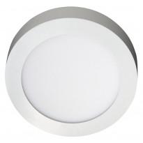 LED-yleisvalaisin Airam Ronda II 225, 15W/840, Ø225x42mm, himmennettävä, IP20, valkoinen/opaali