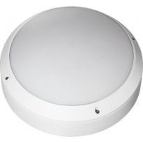 LED-katto/seinävalaisin Ensto Forte FO265.14V/3K, IP65, 14W/830, ulkokäyttöön