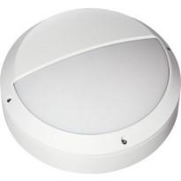 LED-katto/seinävalaisin Ensto Forte FO360.19LV, IP65, 19W/840 PC, ulkokäyttöön