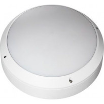 LED-katto/seinävalaisin Ensto Forte FO360.19V/3K, IP65, 19W/830, ulkokäyttöön