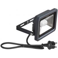 Valonheitin Airam - LED FLOODY IP65 10W/830 antrasiitti